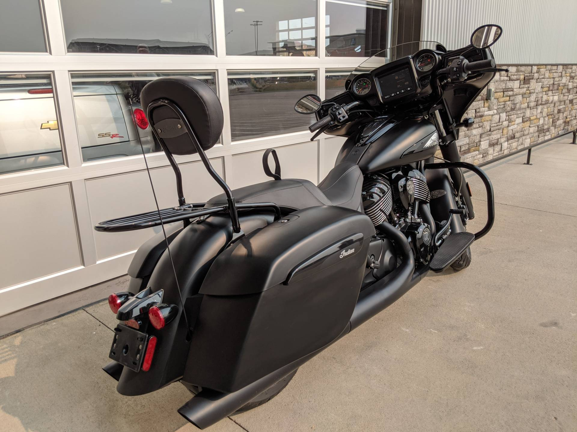 2019 Indian Chieftain® Dark Horse® ABS in Rapid City, South Dakota - Photo 9