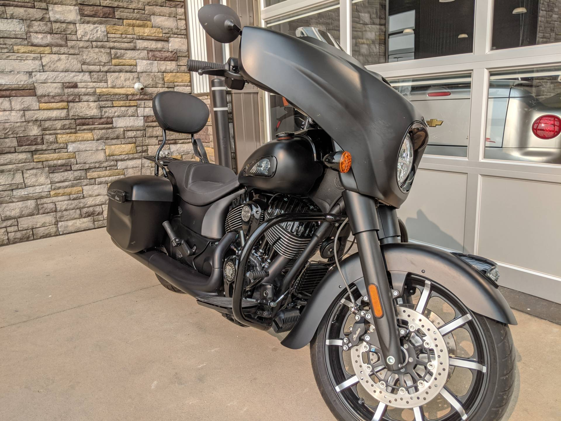 2019 Indian Chieftain® Dark Horse® ABS in Rapid City, South Dakota - Photo 7
