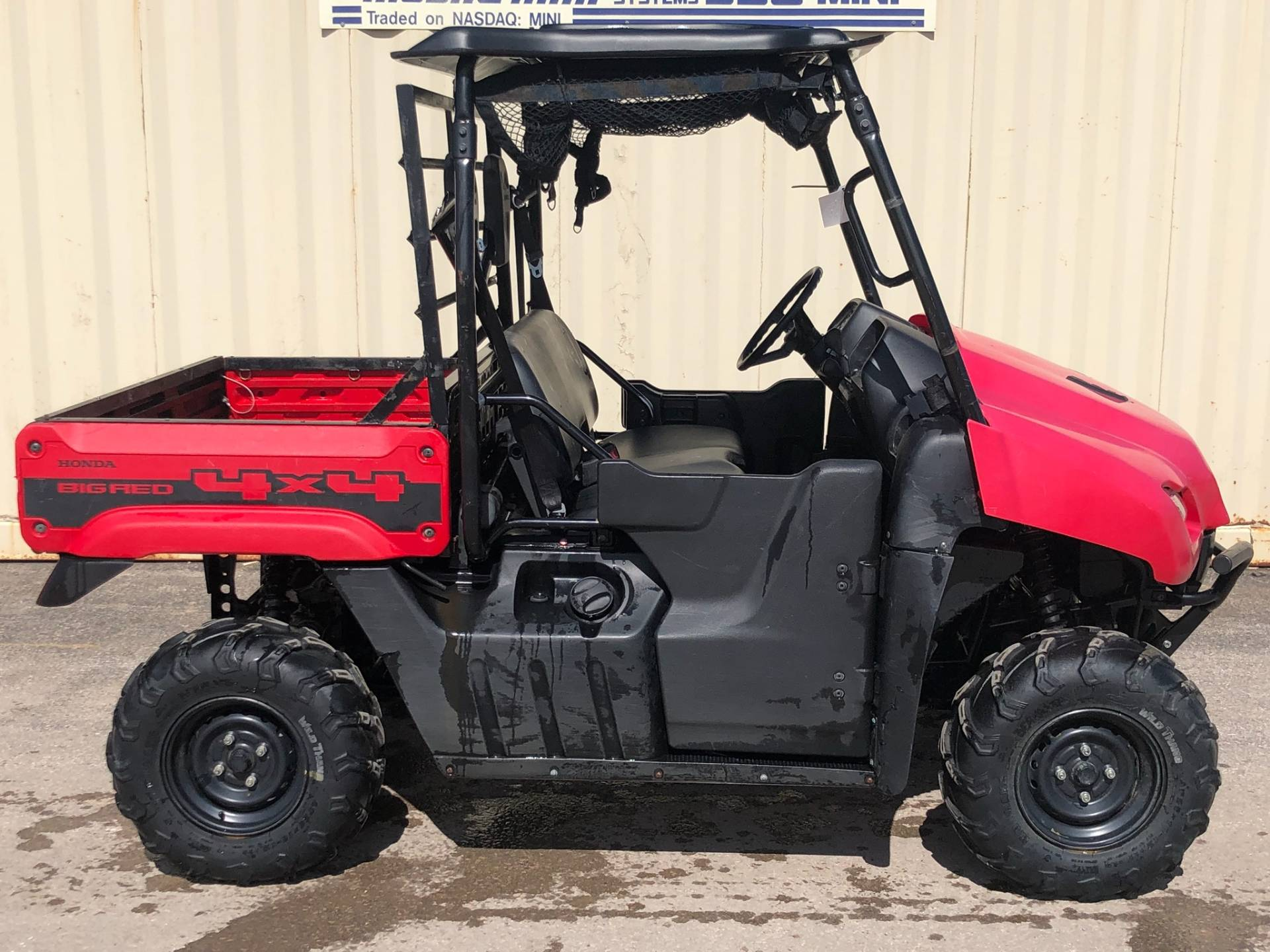 2011 Honda Big Red for sale 549