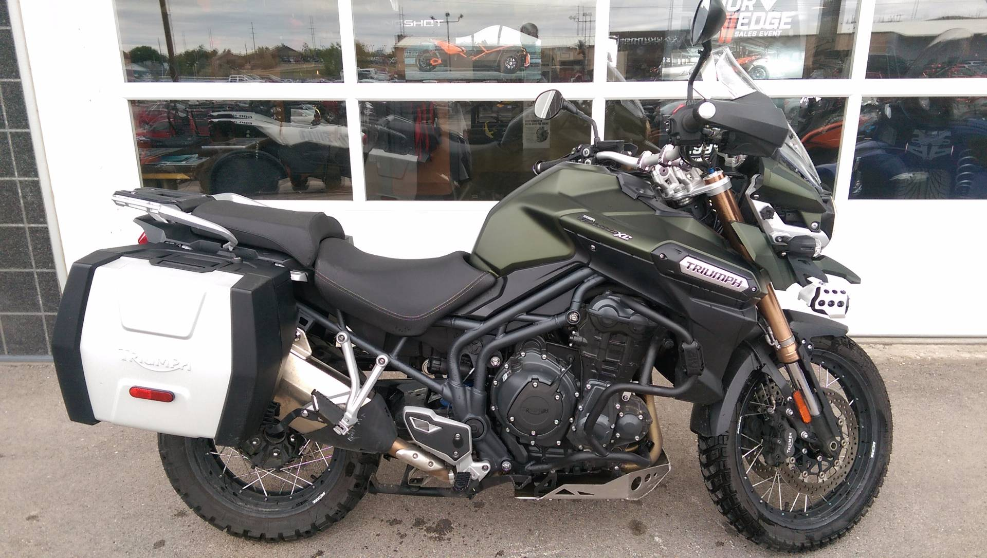 2013 Triumph Tiger Explorer XC for sale 71076