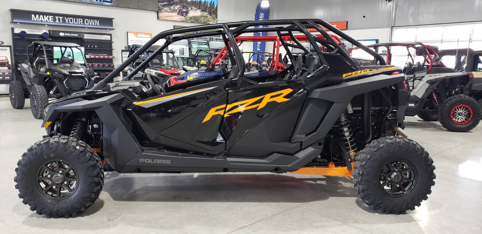 2021 Polaris RZR PRO XP 4 Premium in Rapid City, South Dakota - Photo 1
