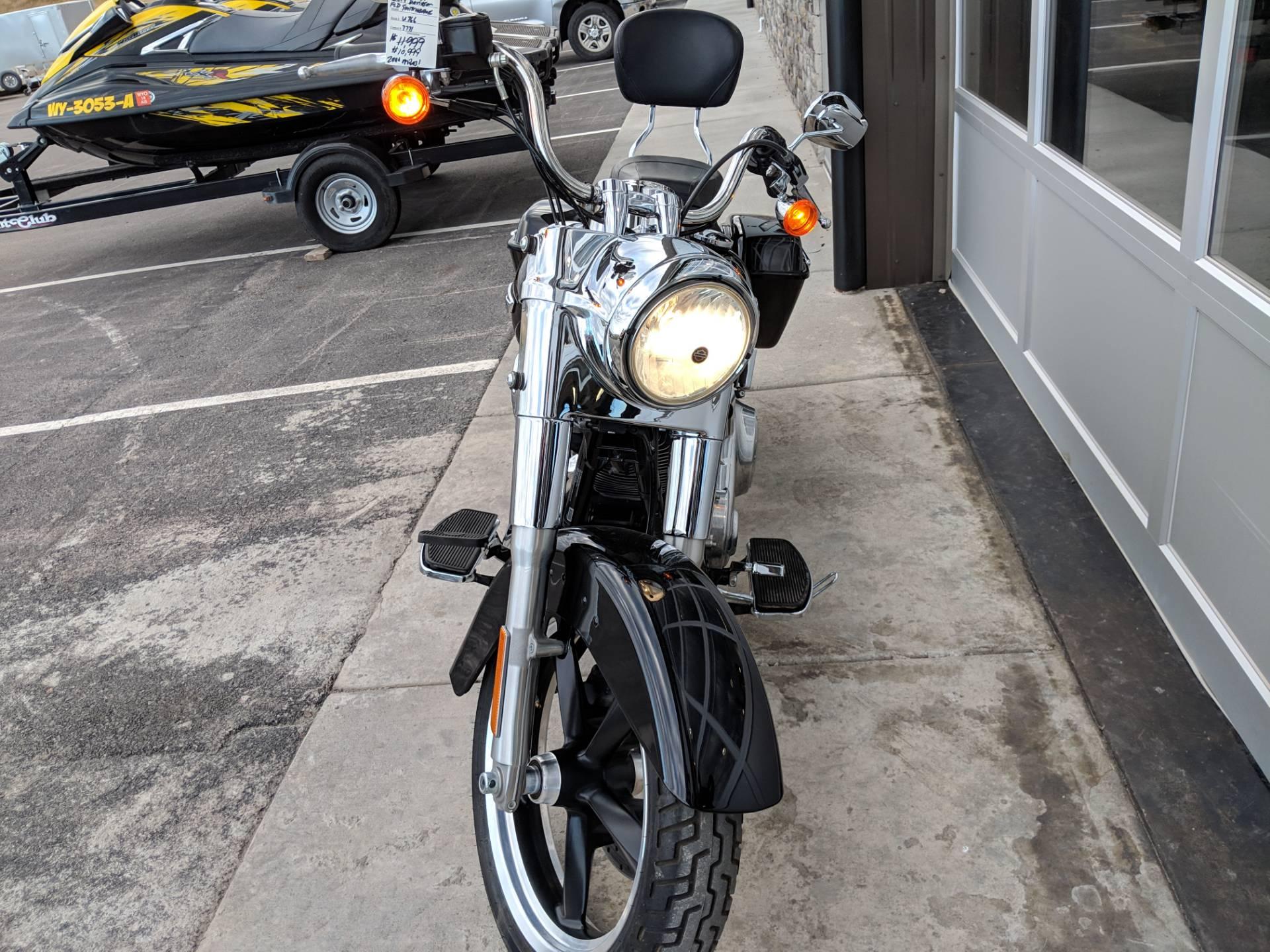 2014 Harley-Davidson Dyna Switchback 3