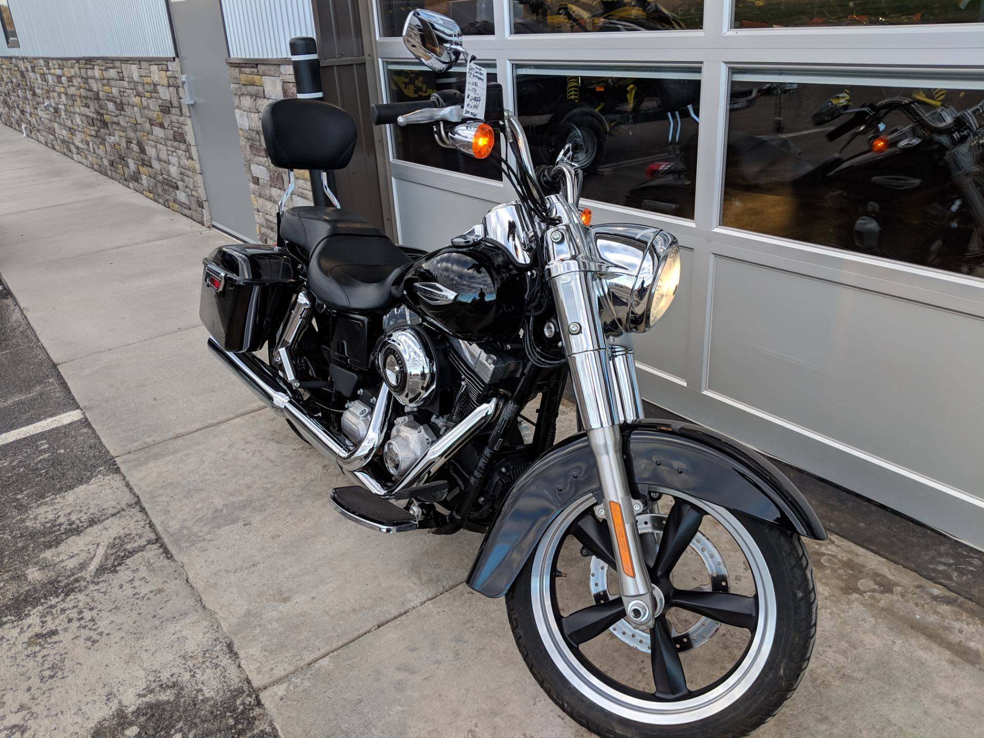 2014 Harley-Davidson Dyna Switchback 7