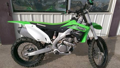2016 Kawasaki KX250F in Rapid City, South Dakota