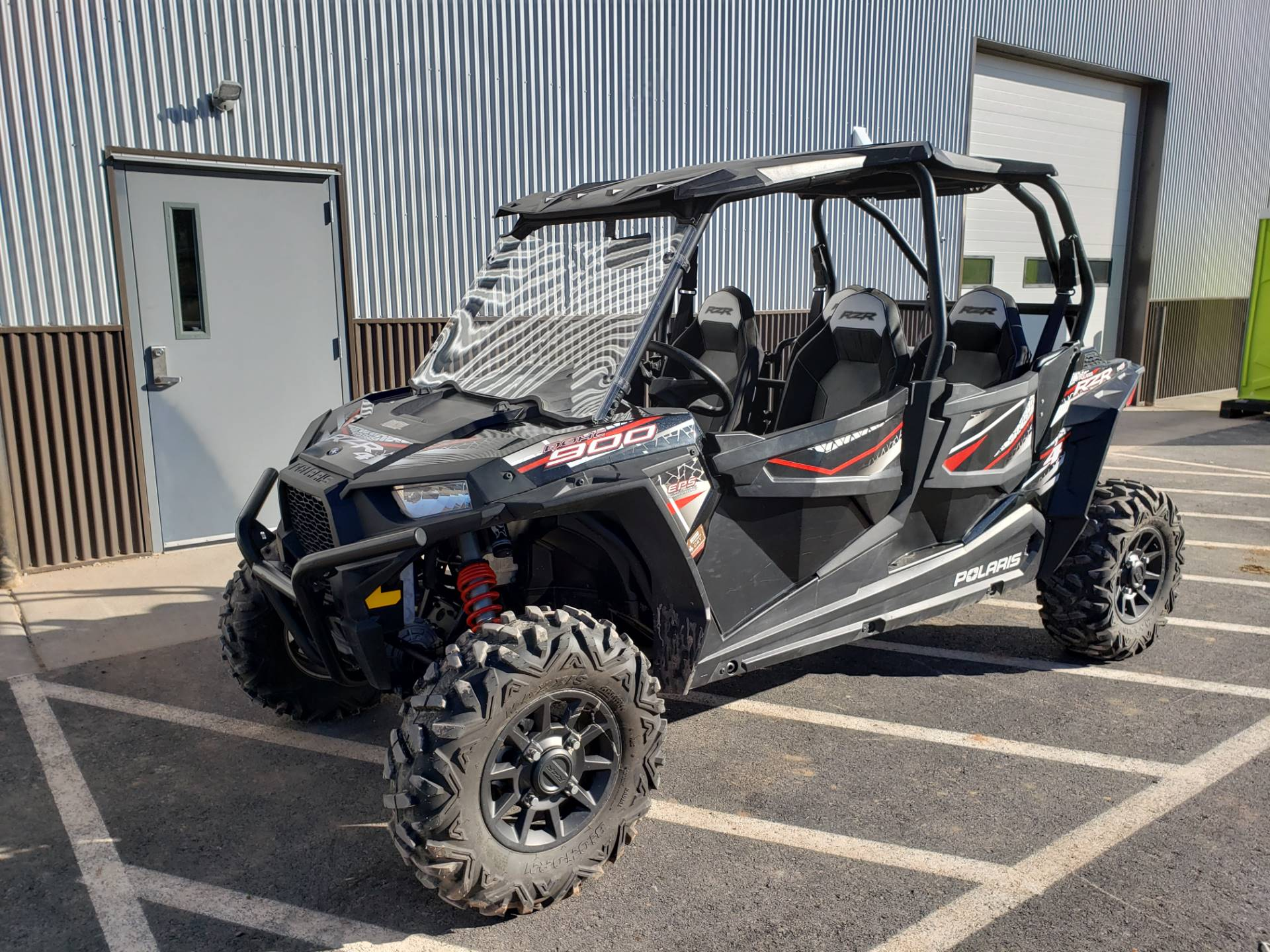 2017 Polaris RZR 4 900 EPS 2