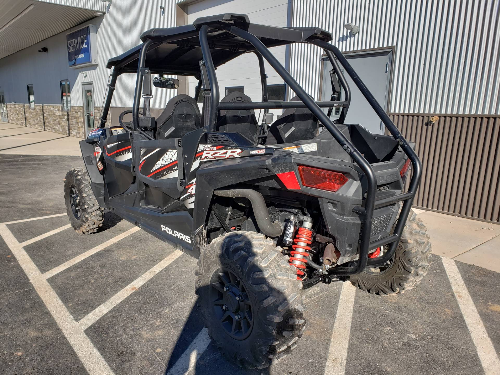 2017 Polaris RZR 4 900 EPS 3