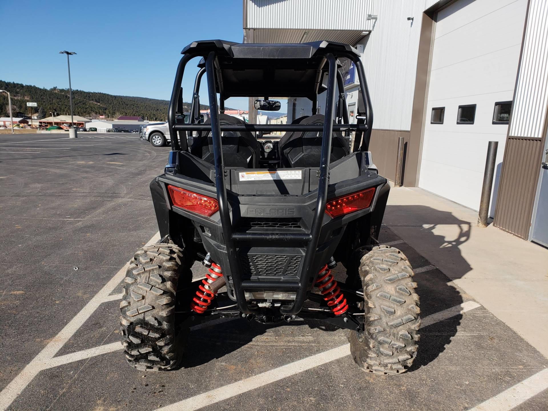2017 Polaris RZR 4 900 EPS 4