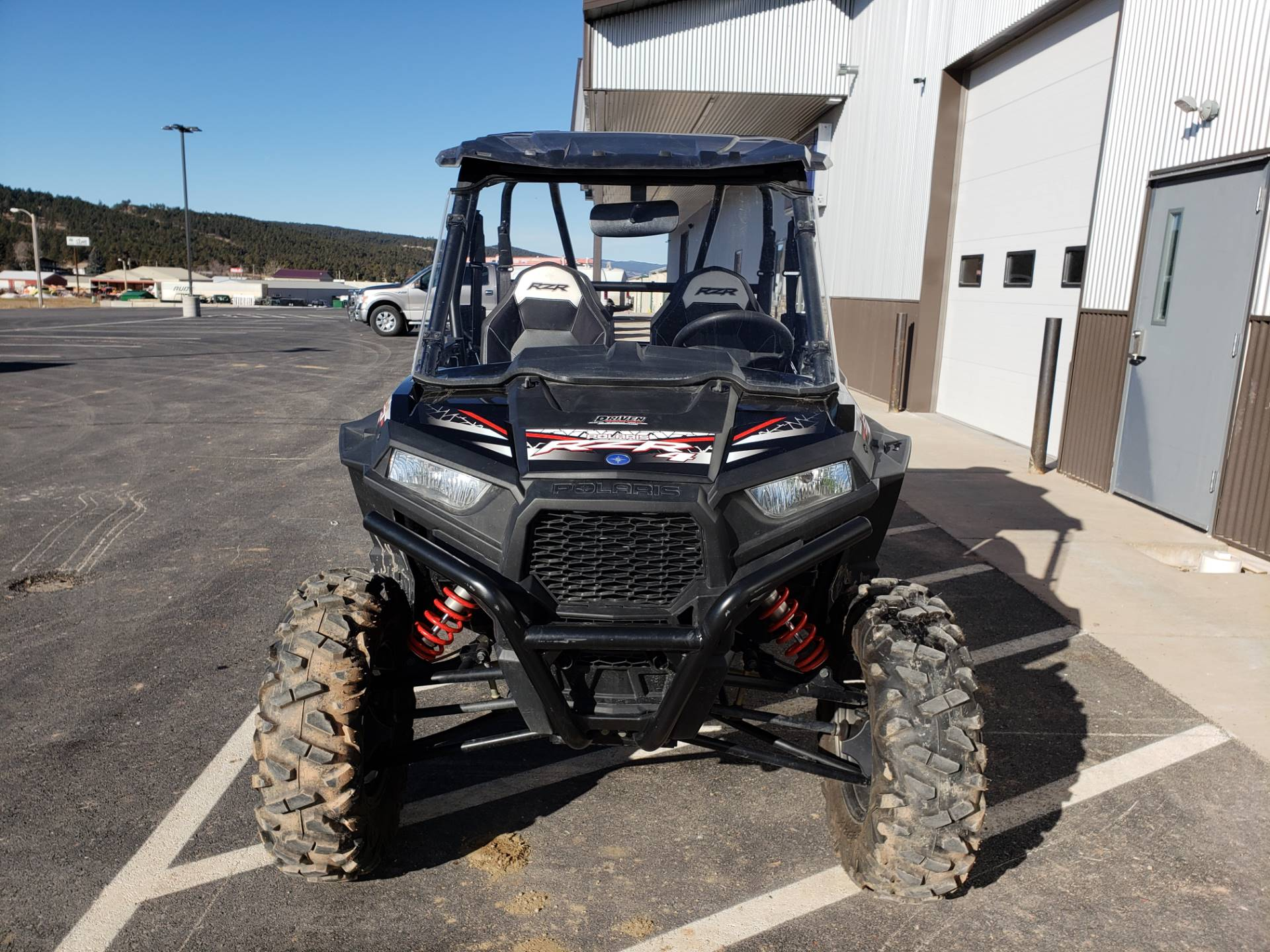 2017 Polaris RZR 4 900 EPS 6
