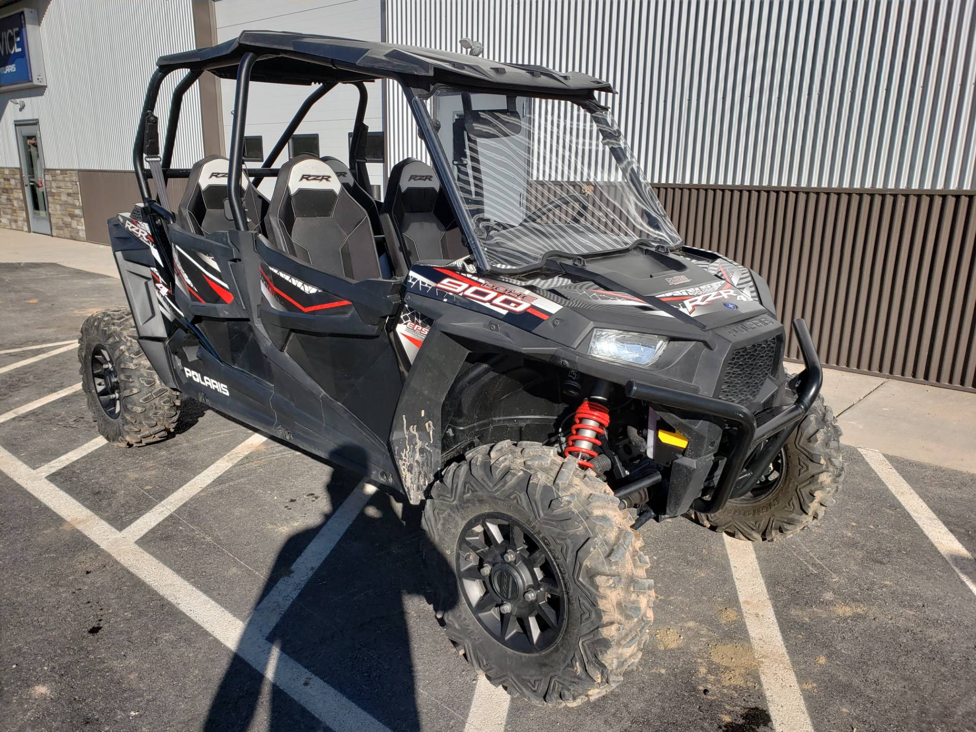 2017 Polaris RZR 4 900 EPS 7