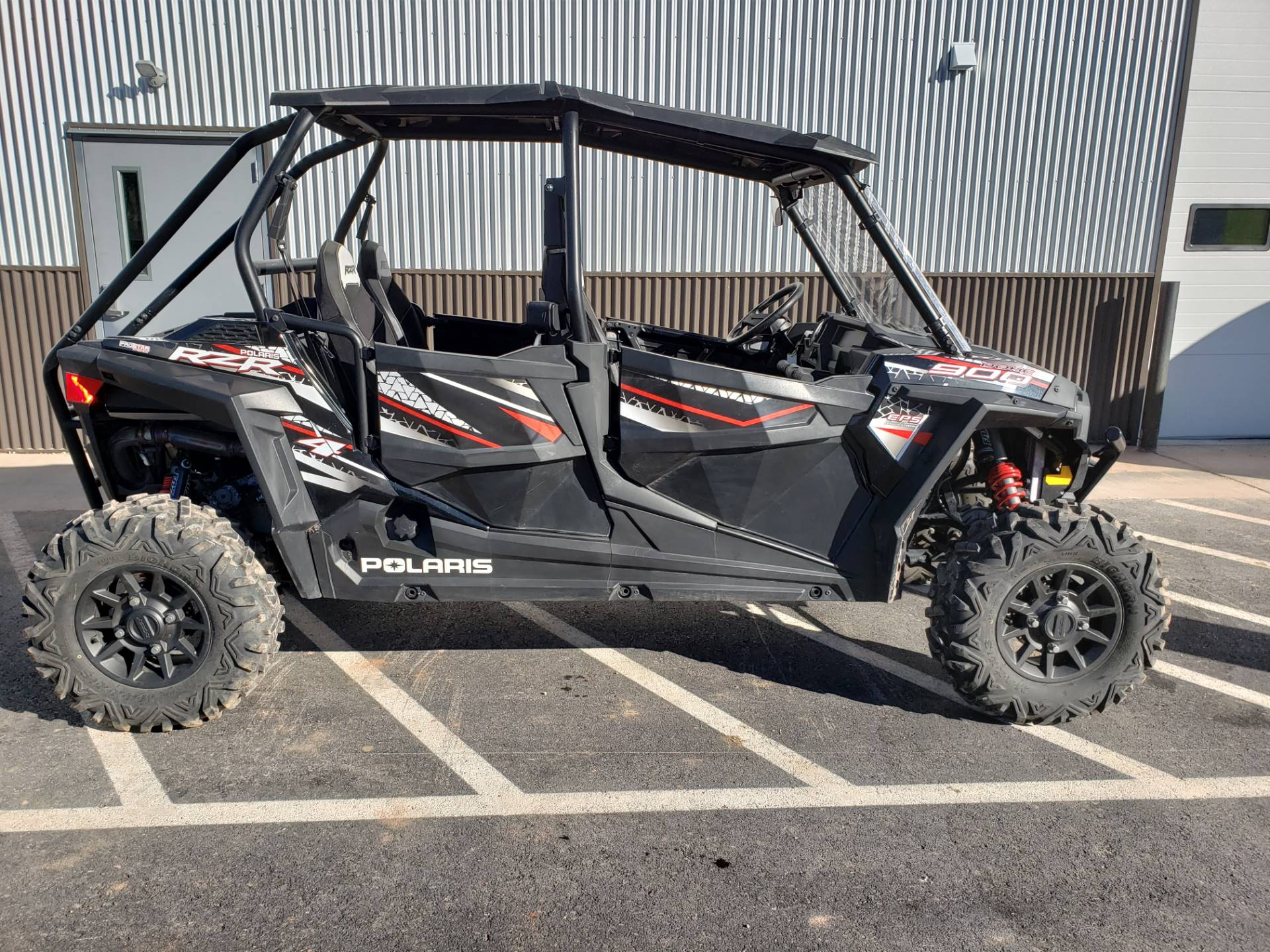2017 Polaris RZR 4 900 EPS 8