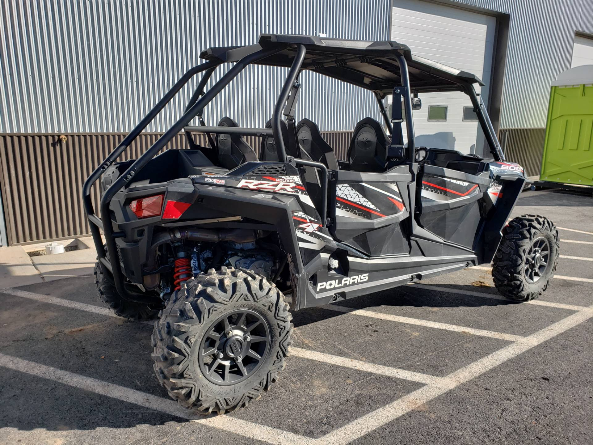 2017 Polaris RZR 4 900 EPS 9