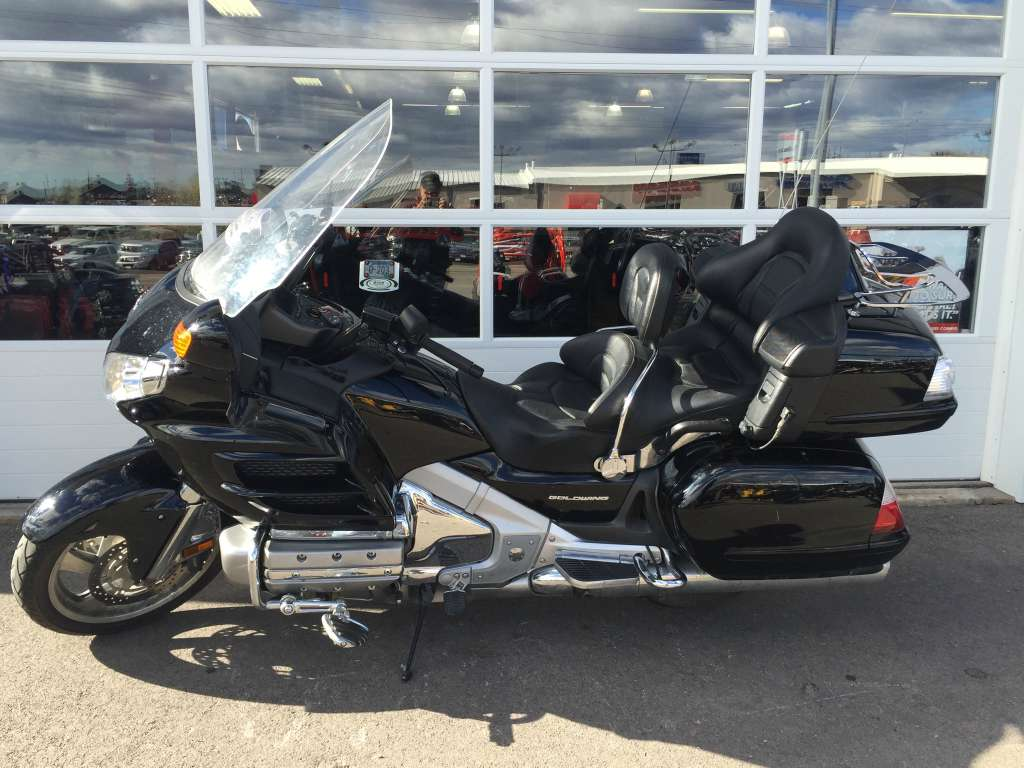 2008 Honda Gold Wing® Audio Comfort Navi in Rapid City, South Dakota