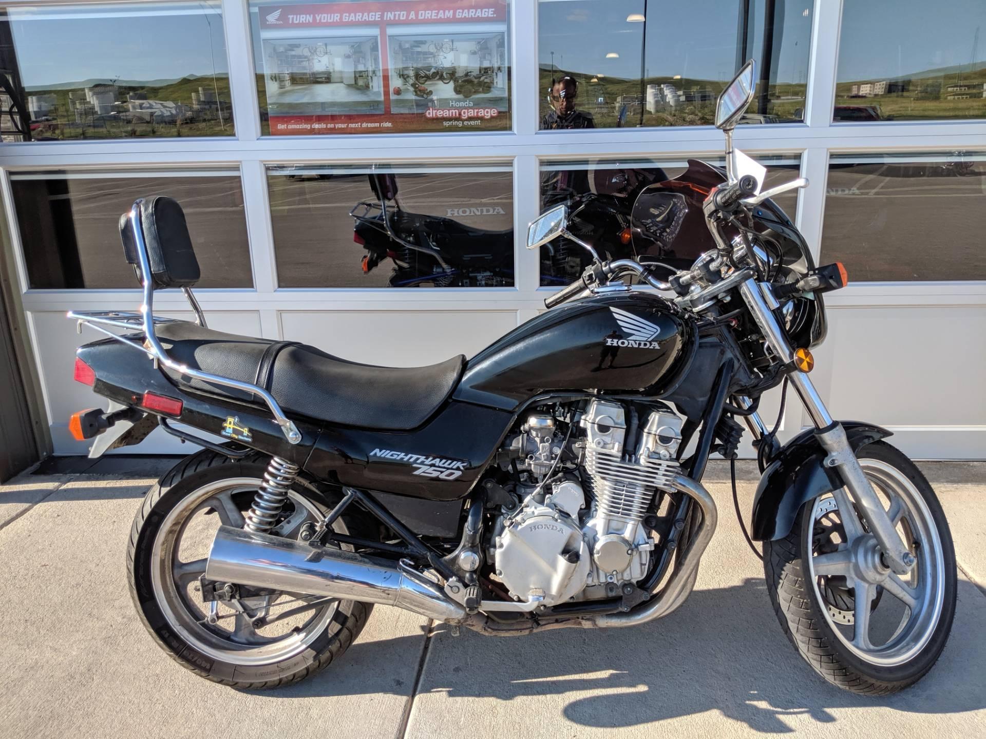 Used 1995 Honda VF750C Motorcycles in Rapid City, SD