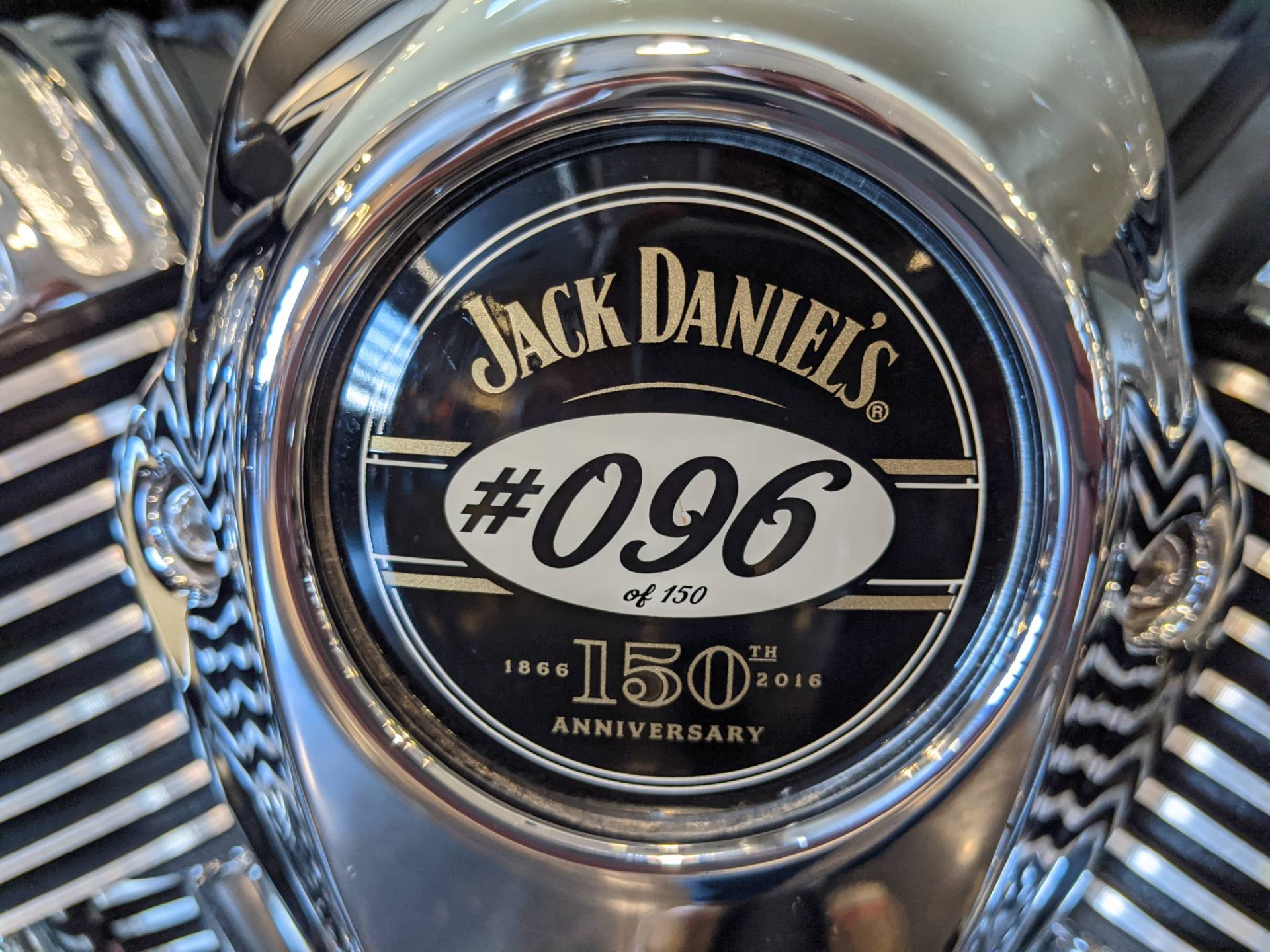 2016 Indian Springfield™ Jack Daniel's® Limited Edition in Rapid City, South Dakota - Photo 5