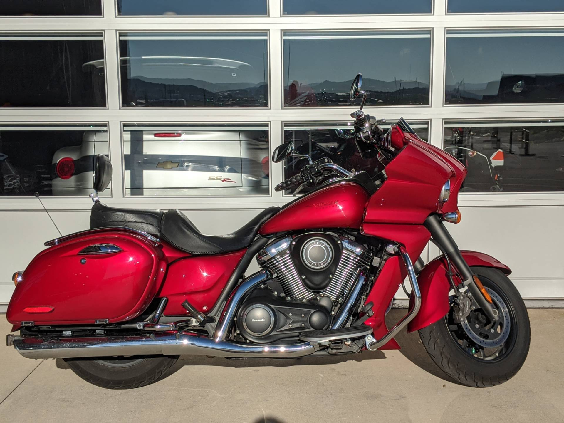 2011 Kawasaki Vulcan® 1700 Vaquero™ in Rapid City, South Dakota - Photo 1
