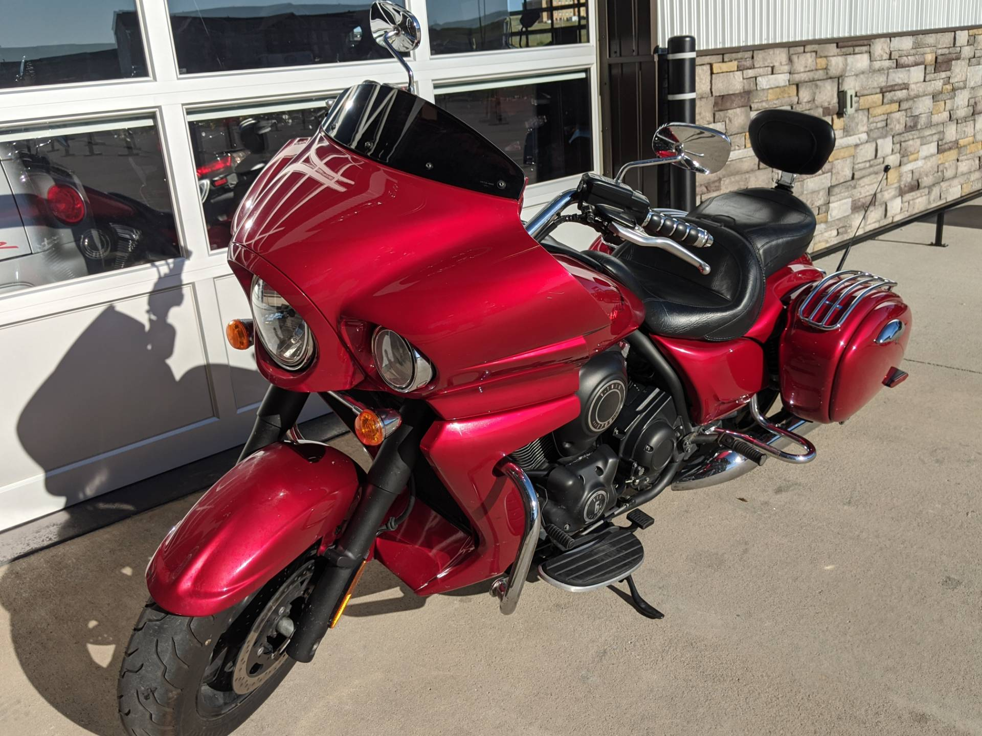 2011 Kawasaki Vulcan® 1700 Vaquero™ in Rapid City, South Dakota - Photo 8