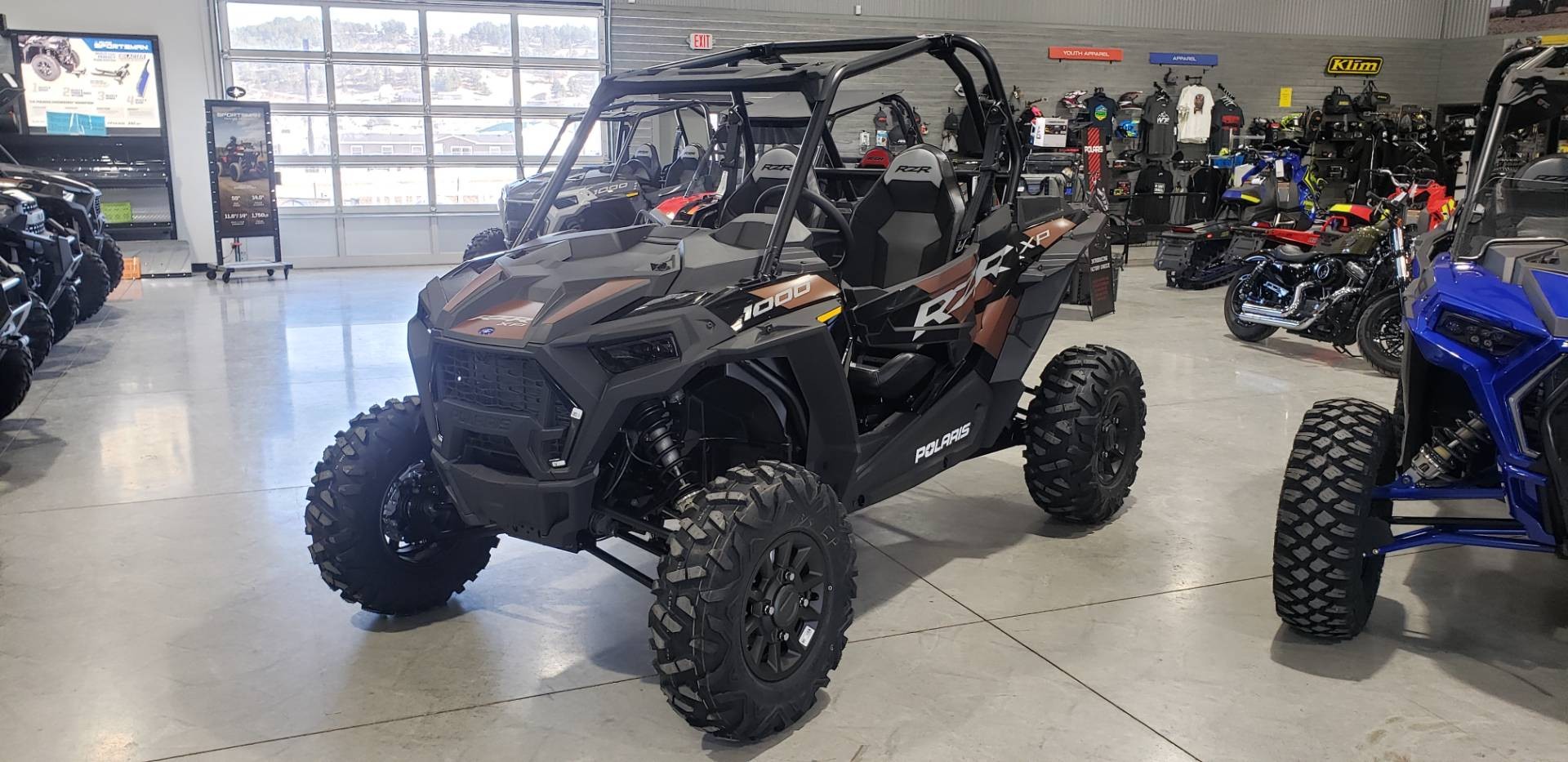 2021 Polaris RZR XP 1000 Sport in Rapid City, South Dakota - Photo 1