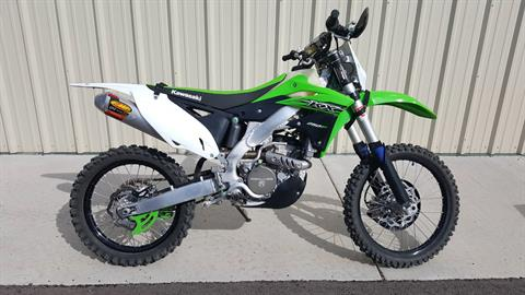 2015 Kawasaki KX™250F in Rapid City, South Dakota