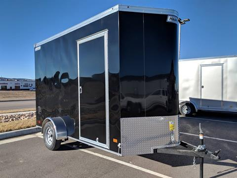 2019 Haulmark TSV612S2 Transport V-Nose 6x12 in Rapid City, South Dakota