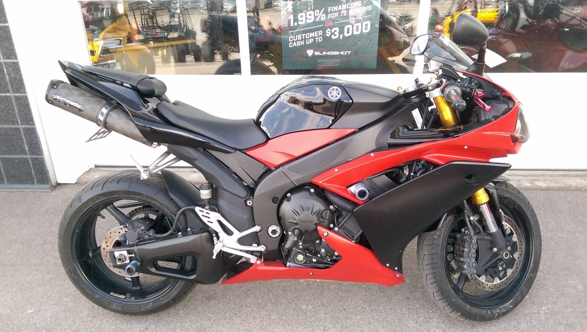 2008 yamaha yzfr1 for sale for Yamaha rapid city sd