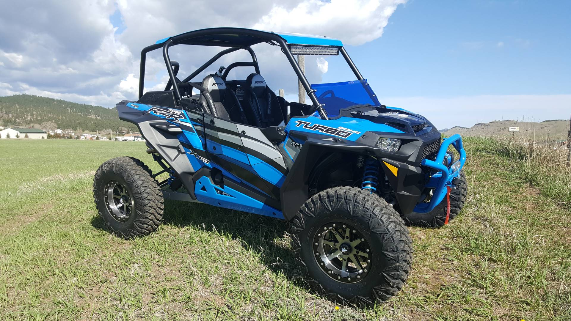 2018 Polaris RZR XP Turbo EPS in Rapid City, South Dakota
