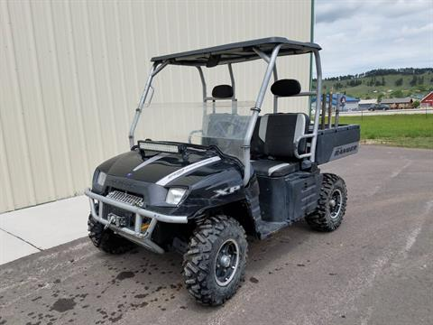 2008 Polaris Ranger XP Black Metallic Limited Edition in Rapid City, South Dakota