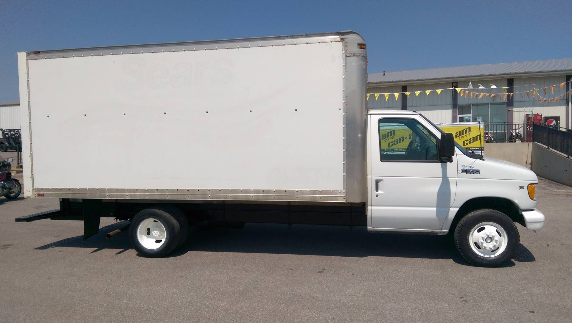 2002 Other E-350 Box Van in Rapid City, South Dakota