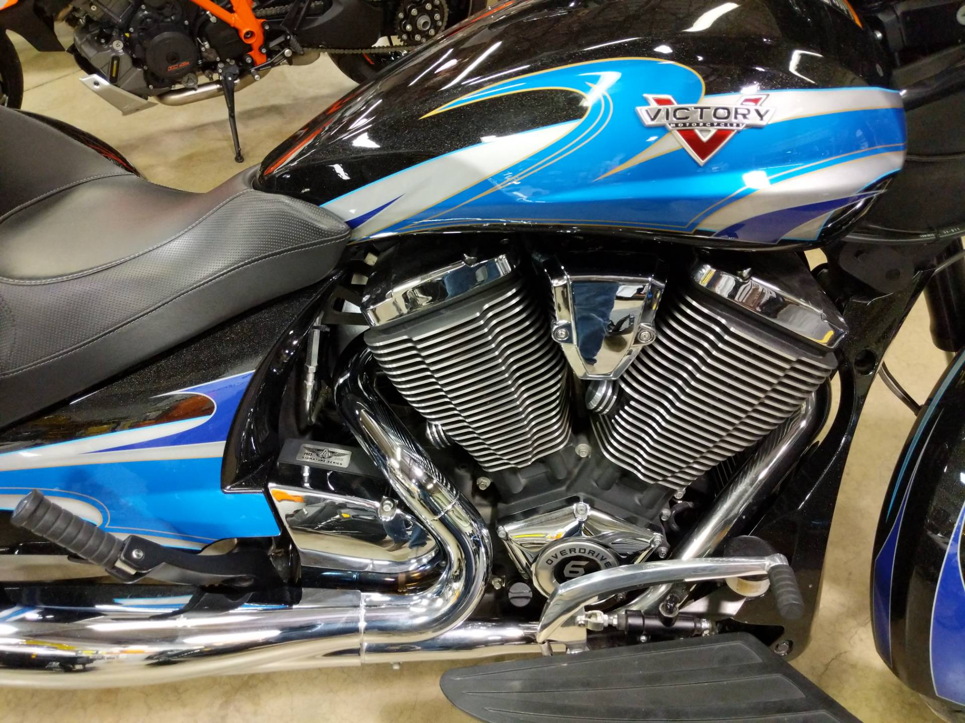 2016 Victory Magnum Ness [V16ZW36NV] in Rapid City, South Dakota