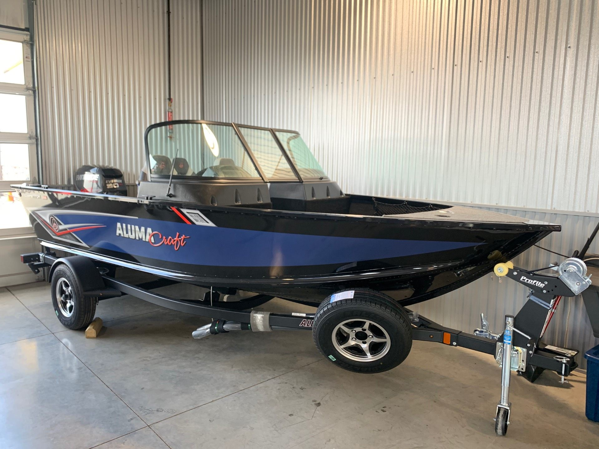 2019 Alumacraft Competitor 165 Sport in Rapid City, South Dakota - Photo 2