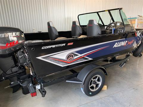 2019 Alumacraft Competitor 165 Sport in Rapid City, South Dakota - Photo 3