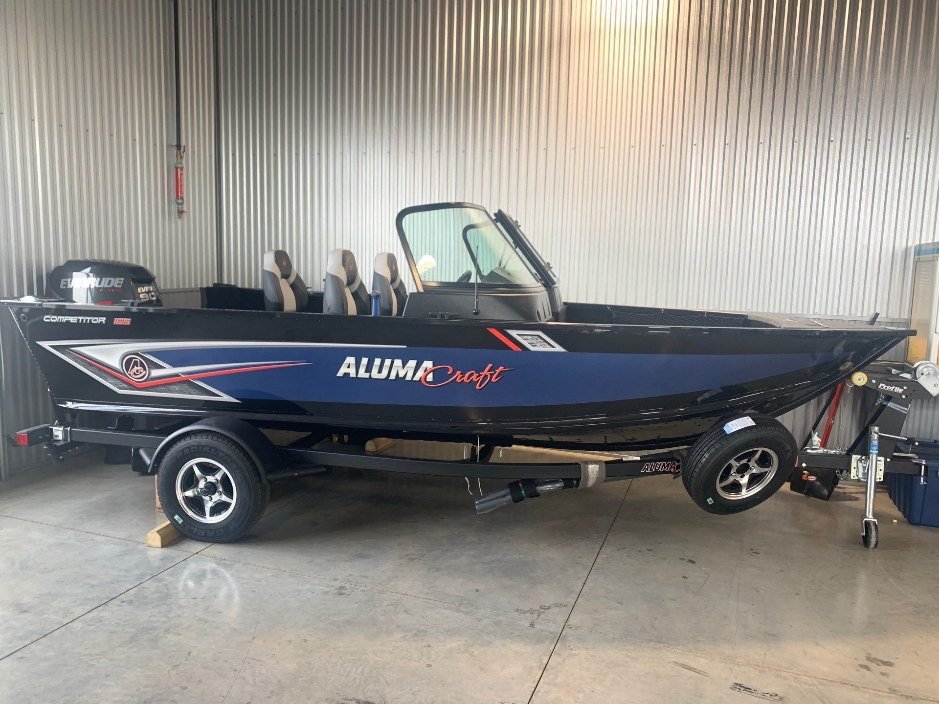 2019 Alumacraft Competitor 165 Sport in Rapid City, South Dakota - Photo 1