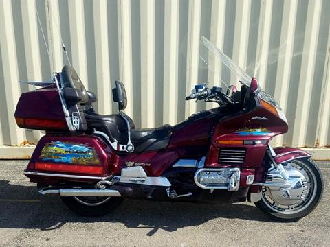 1989 Honda GL1500 Goldwing in Rapid City, South Dakota
