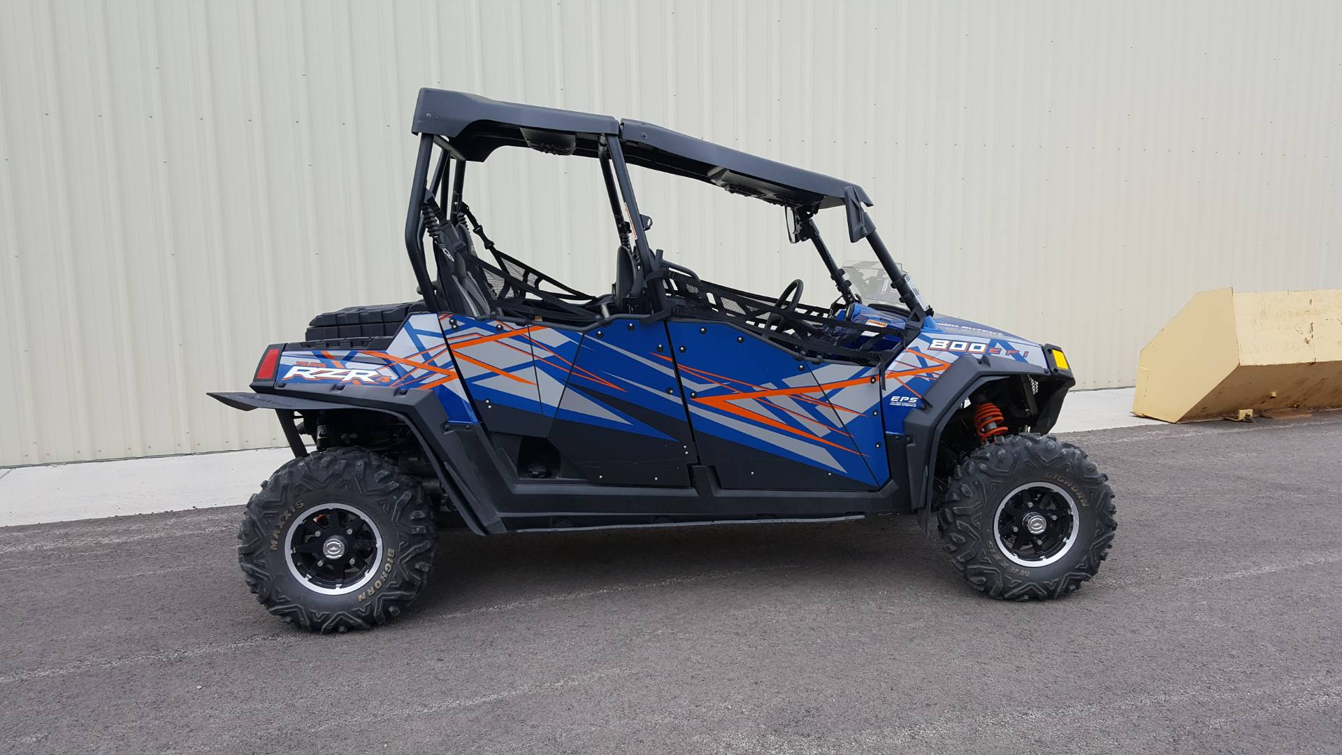 2013 Polaris RZR 4 800 EPS LE for sale 66272