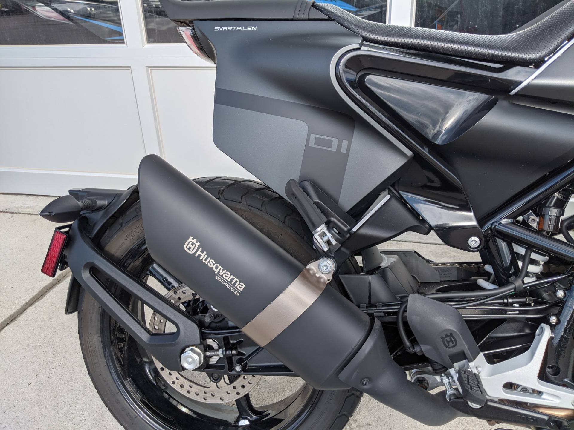 2019 Husqvarna Svartpilen 701 in Rapid City, South Dakota - Photo 7