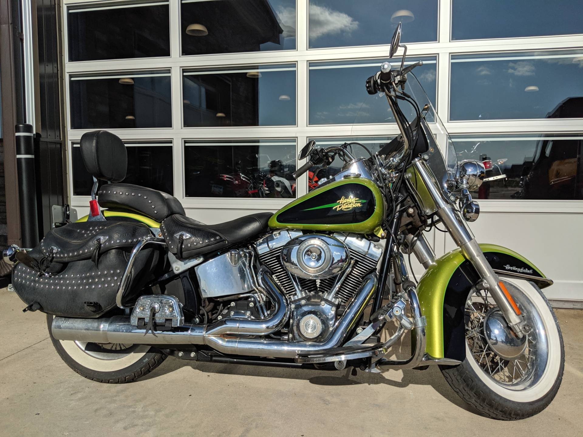Harley Heritage Softail >> 2011 Harley Davidson Heritage Softail Classic In Rapid City South Dakota