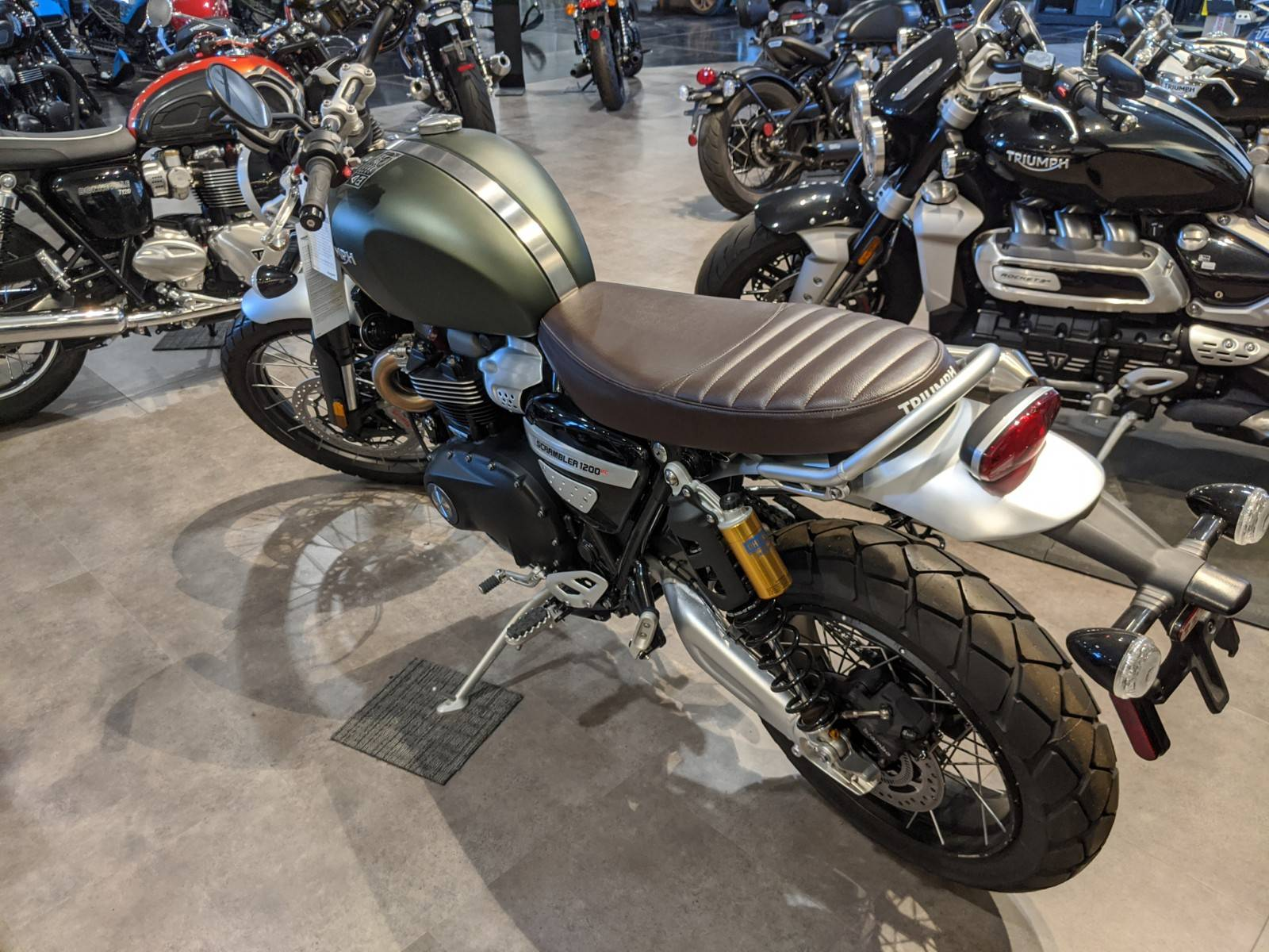 2019 Triumph Scrambler 1200 XC in Rapid City, South Dakota - Photo 4