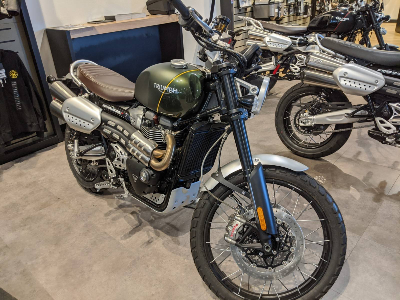 2019 Triumph Scrambler 1200 XC in Rapid City, South Dakota - Photo 6