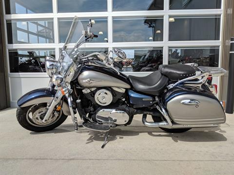 2005 Kawasaki Vulcan® 1600 Nomad™ in Rapid City, South Dakota - Photo 2