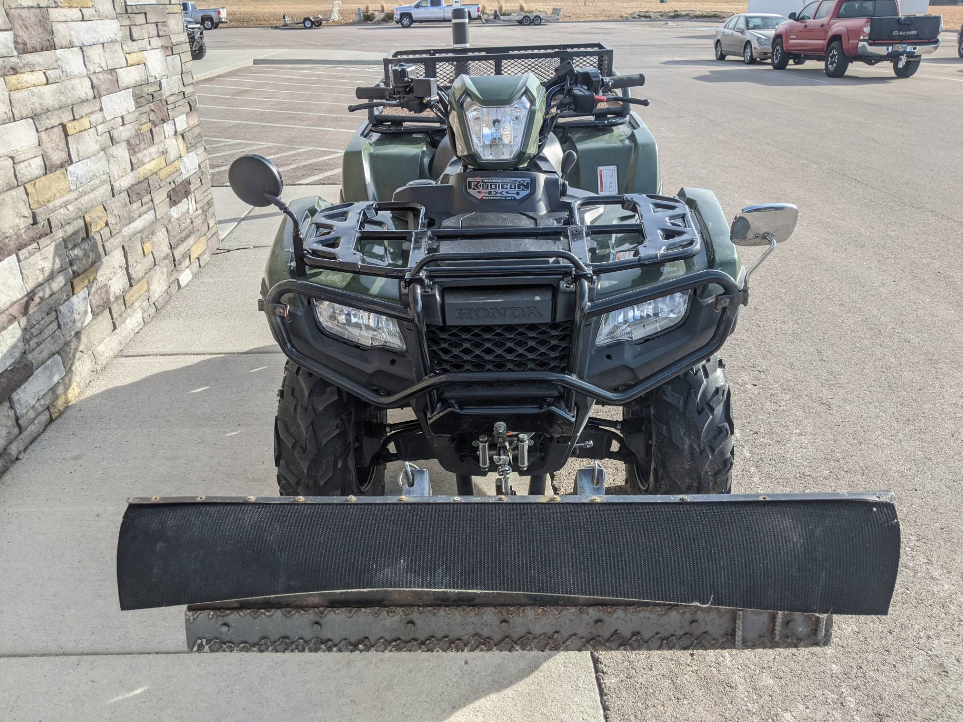2018 Honda FourTrax Foreman Rubicon 4x4 Automatic DCT EPS in Rapid City, South Dakota - Photo 5