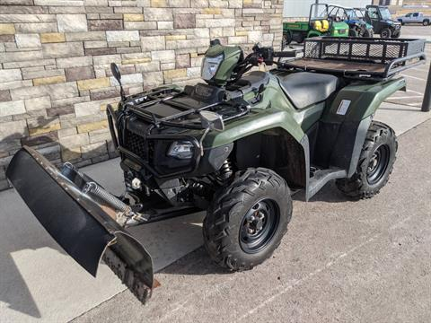 2018 Honda FourTrax Foreman Rubicon 4x4 Automatic DCT EPS in Rapid City, South Dakota - Photo 1