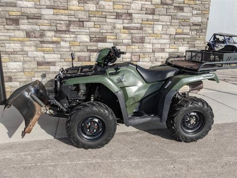 2018 Honda FourTrax Foreman Rubicon 4x4 Automatic DCT EPS in Rapid City, South Dakota - Photo 3