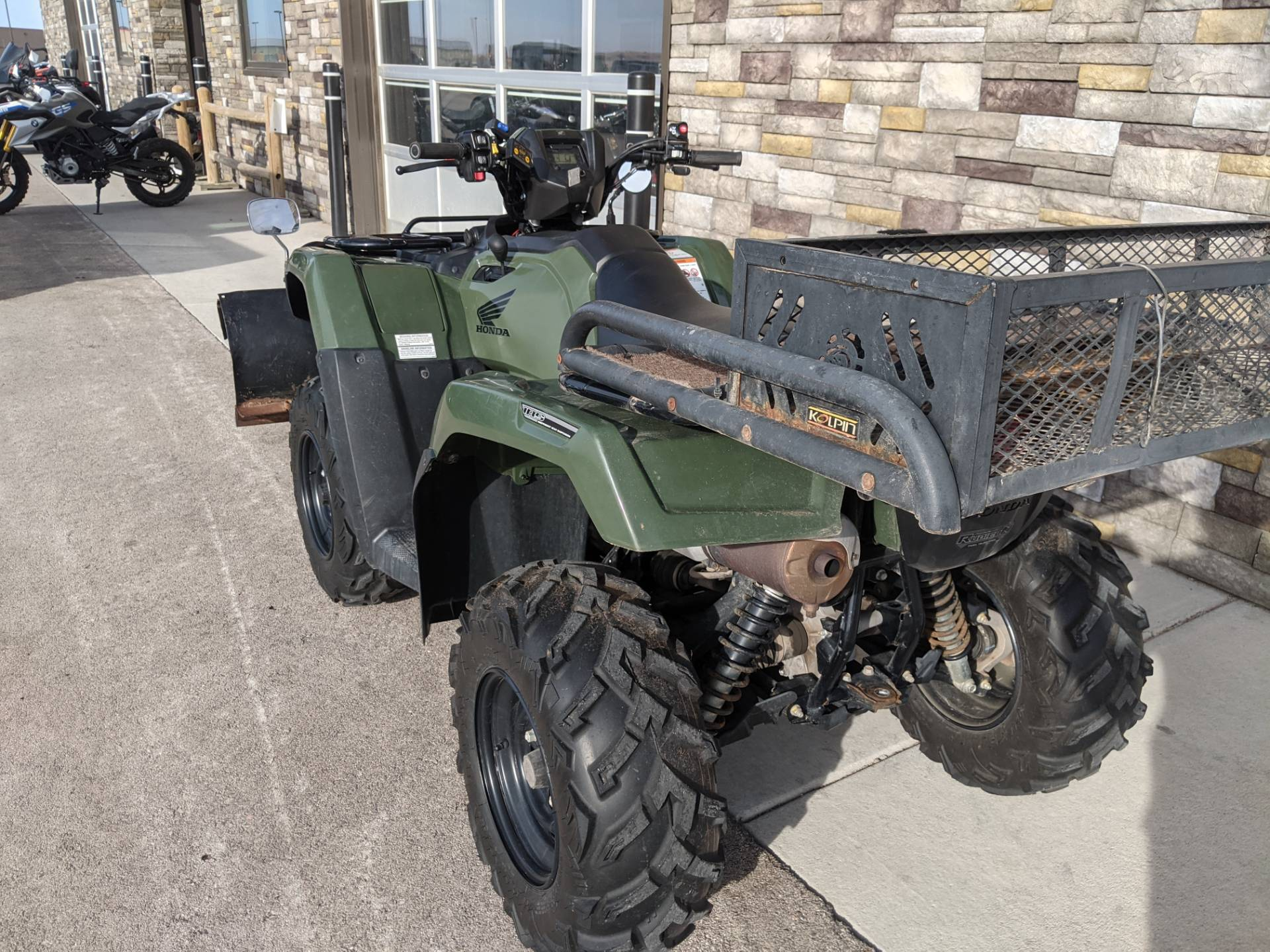 2018 Honda FourTrax Foreman Rubicon 4x4 Automatic DCT EPS in Rapid City, South Dakota - Photo 7