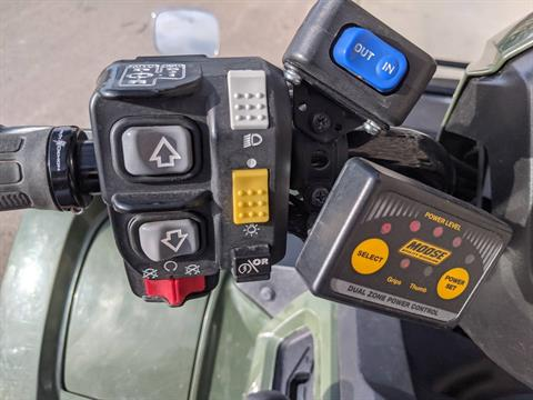 2018 Honda FourTrax Foreman Rubicon 4x4 Automatic DCT EPS in Rapid City, South Dakota - Photo 15