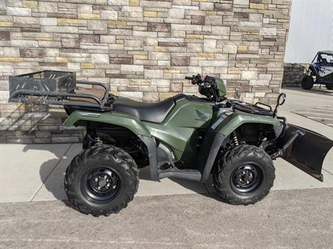 2018 Honda FourTrax Foreman Rubicon 4x4 Automatic DCT EPS in Rapid City, South Dakota - Photo 4