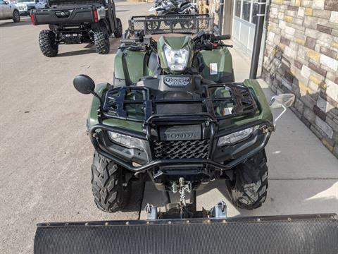 2018 Honda FourTrax Foreman Rubicon 4x4 Automatic DCT EPS in Rapid City, South Dakota - Photo 11