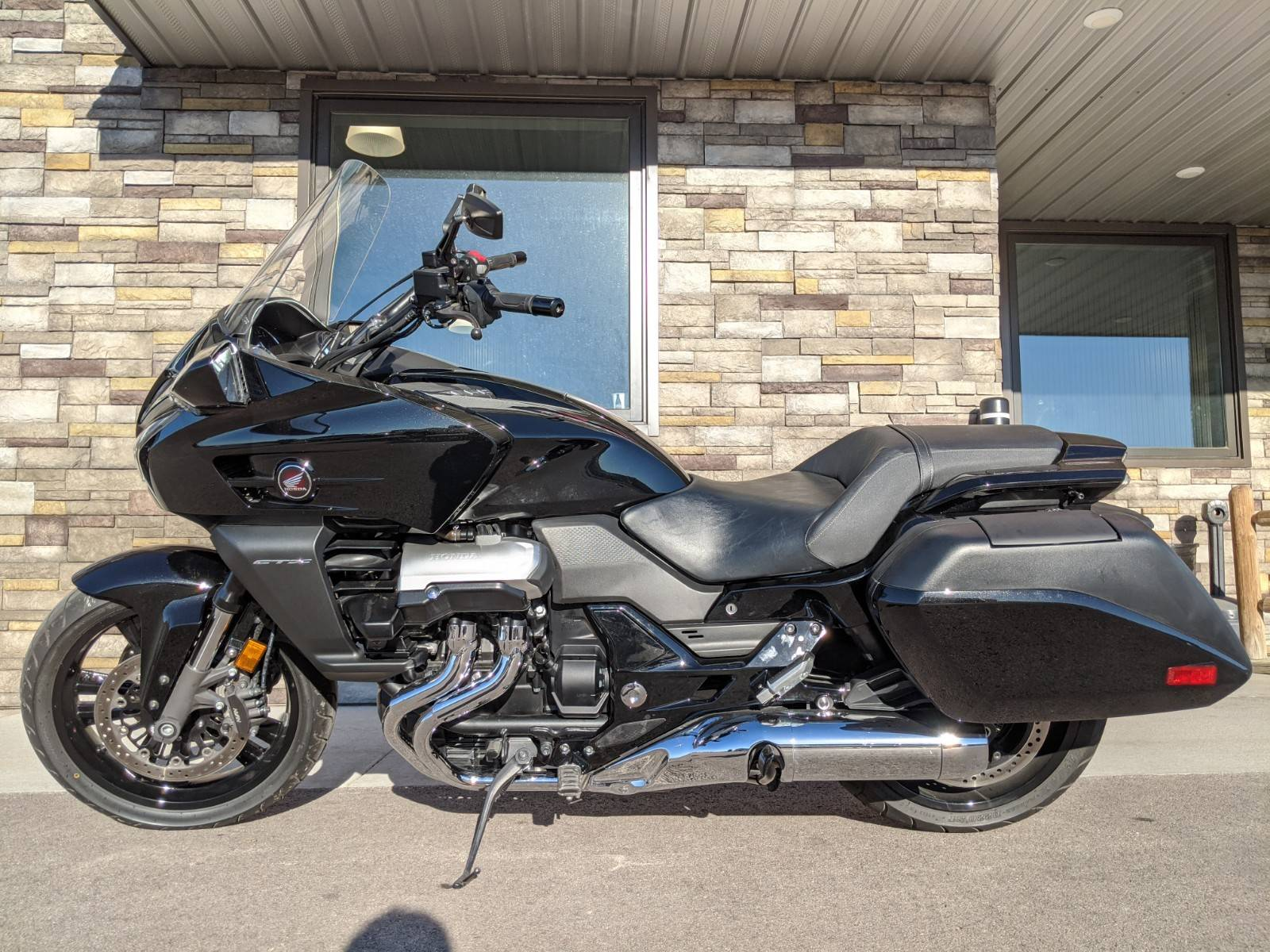 2014 Honda CTX®1300 Deluxe in Rapid City, South Dakota - Photo 2