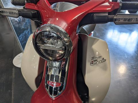 2021 Honda Super Cub C125 ABS in Rapid City, South Dakota - Photo 6