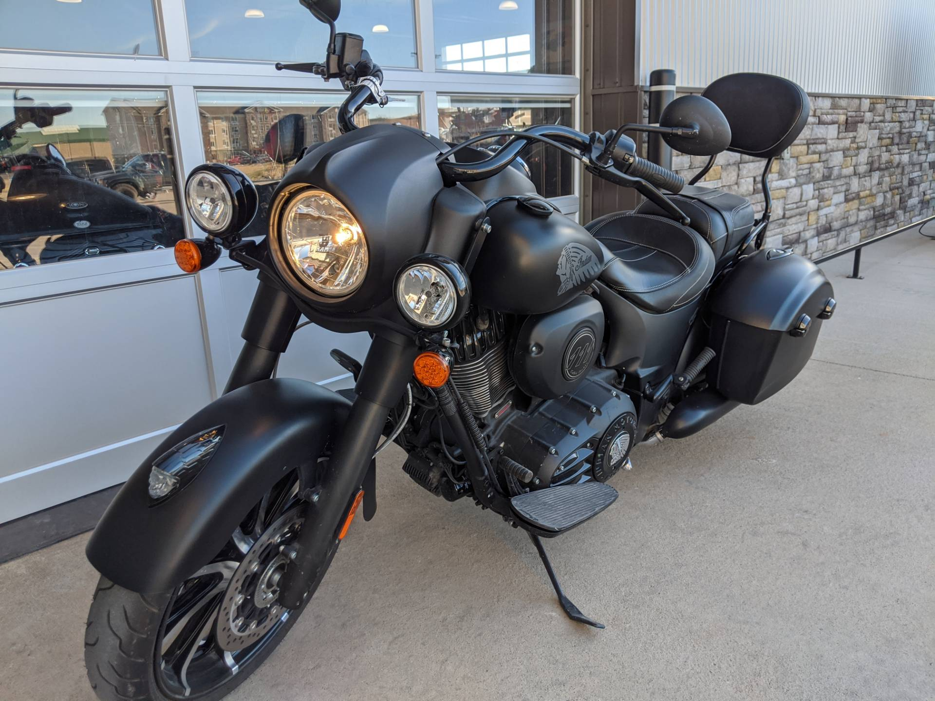 2019 Indian Springfield® Dark Horse® ABS in Rapid City, South Dakota - Photo 8