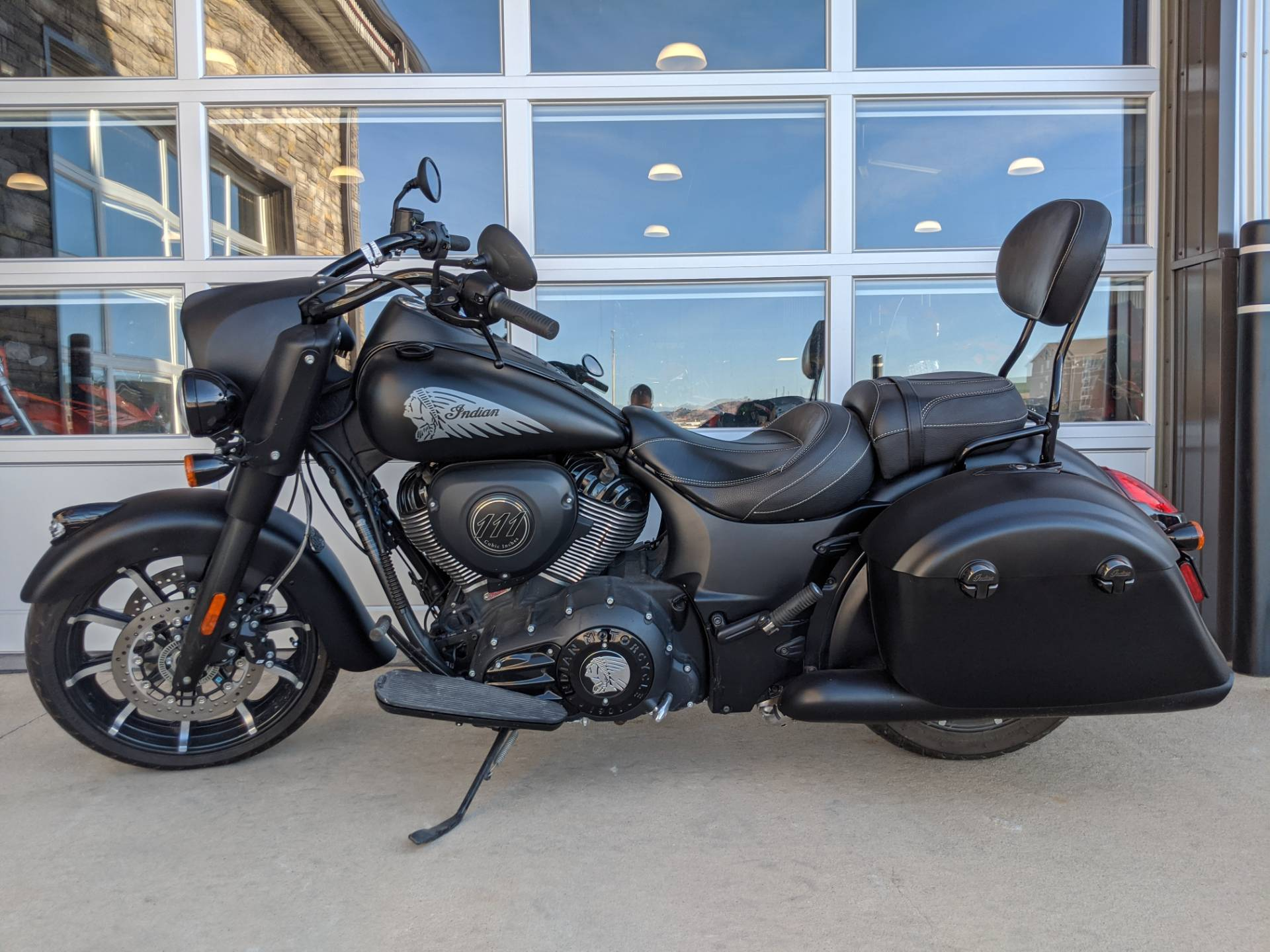 2019 Indian Springfield® Dark Horse® ABS in Rapid City, South Dakota - Photo 2