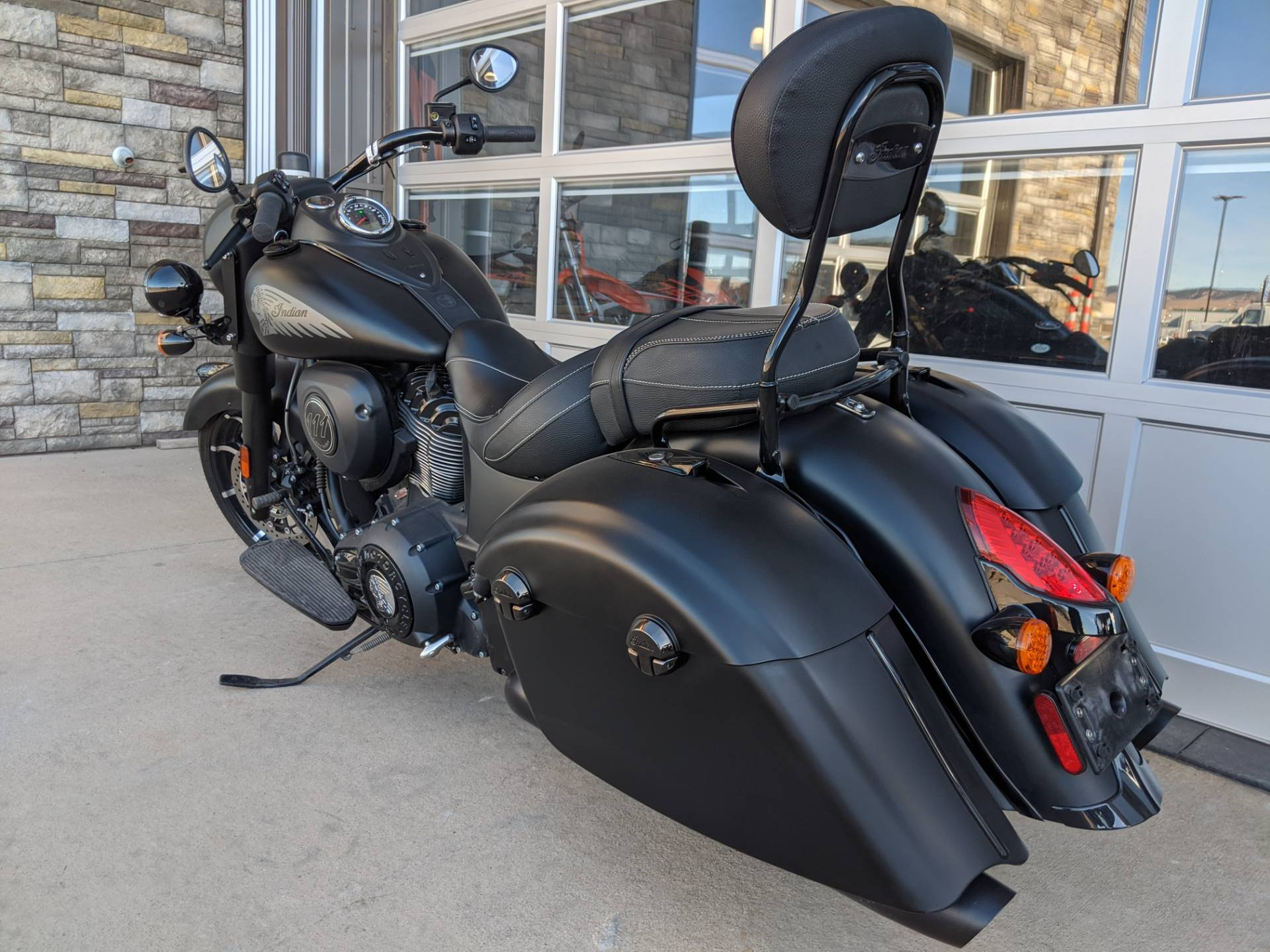 2019 Indian Springfield® Dark Horse® ABS in Rapid City, South Dakota - Photo 9